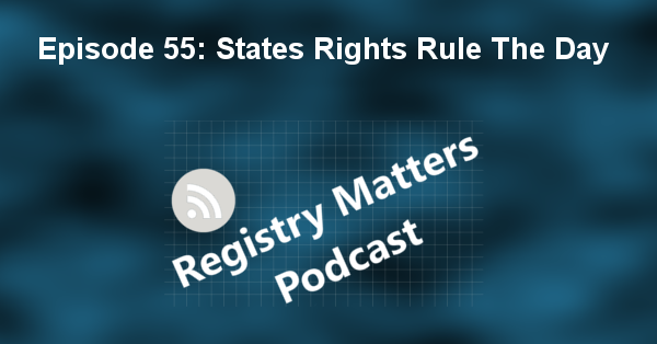 RM55: States Rights Rule The Day