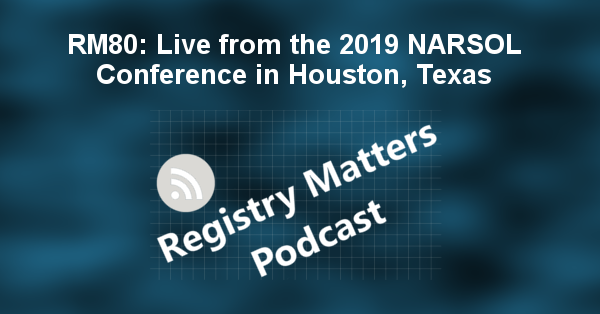 RM80: Live from the 2019 NARSOL Conference in Houston, Texas
