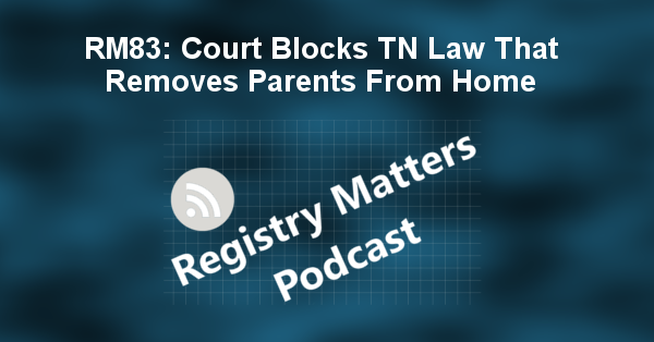 RM83: Court Blocks TN Law That Removes Parents From Home