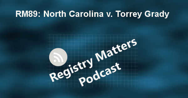 RM89: North Carolina v. Torrey Grady
