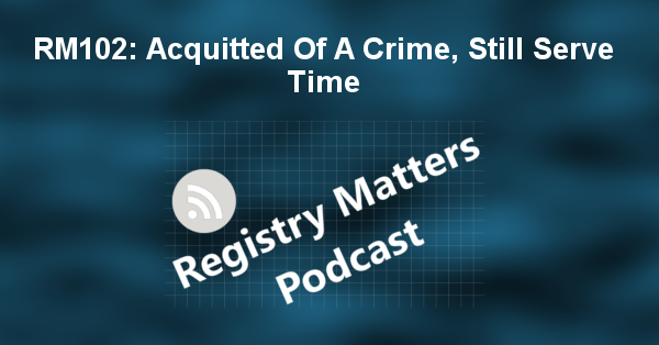 RM102: Acquitted Of A Crime, Still Serve Time