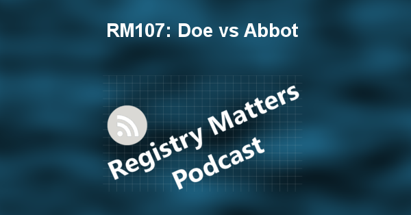RM107: Doe vs Abbot
