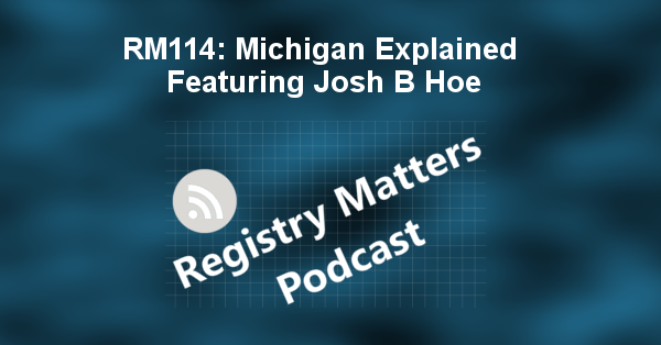 RM114: Michigan Explained Featuring Josh B Hoe