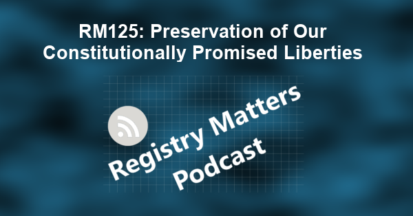 RM125: Preservation of Our Constitutionally Promised Liberties
