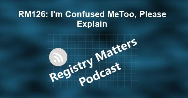 RM126: I'm Confused MeToo, Please Explain