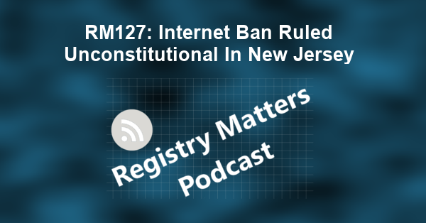 RM127 Iinternet Ban Ruled Unconstitutional in New Jersey