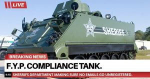 FYP compliance tank