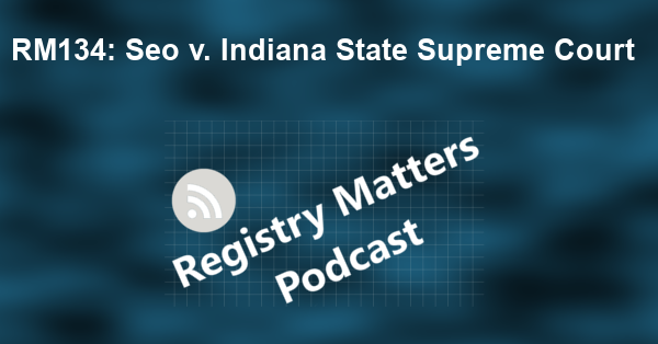RM134: Seo v. Indiana State Supreme Court