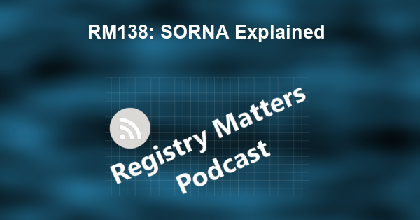 RM138: SORNA Explained