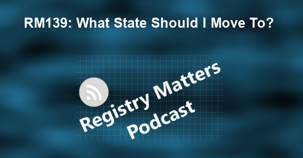 RM139: What State Should I Move To?