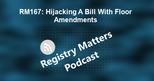 RM167: Hijacking A Bill With Floor Amendments