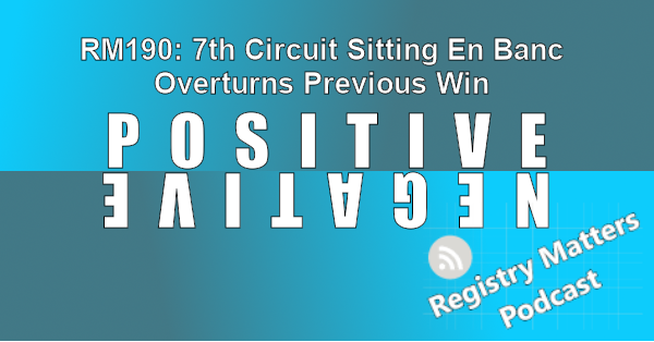 RM190: 7th Circuit Sitting En Banc Overturns Previous Win